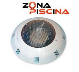 Proyector foco halogeno 100w. extraplano para piscinas