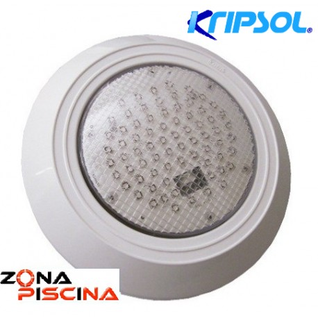 Proyector foco led blanco para piscinas Kripsol