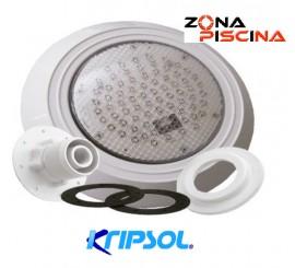 Proyector foco led blanco para piscinas poliester Kripsol
