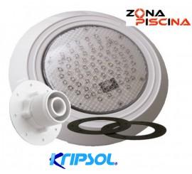 Proyector foco led colores para piscinas liner Kripsol, modelo pel115
