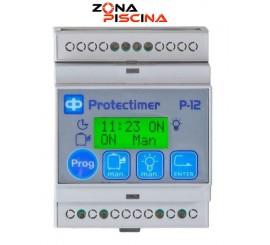 Modulo protectimer digital cuadro eléctrico piscinas