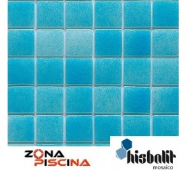 Gresite piscinas azul celeste CARIBE NIEBLA