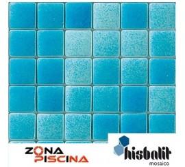 Gresite piscinas Hisbalit azul celeste EGEO NIEBLA