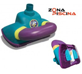 Limpiafondo piscinas GW7500 Hug Bug, Pool Shark automatico