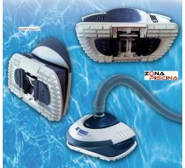 Limpiafondo piscinas automatico Sand shark, Kreepy Krauly, Pentair