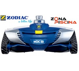 Limpiafondo piscinas automatico MX8 Zodiac