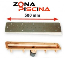 Placa masaje de aire para banco 500mm piscina, spas