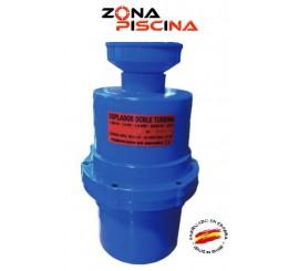 Soplante soplador, bomba de aire uso discontinuo spa, jacuzzi