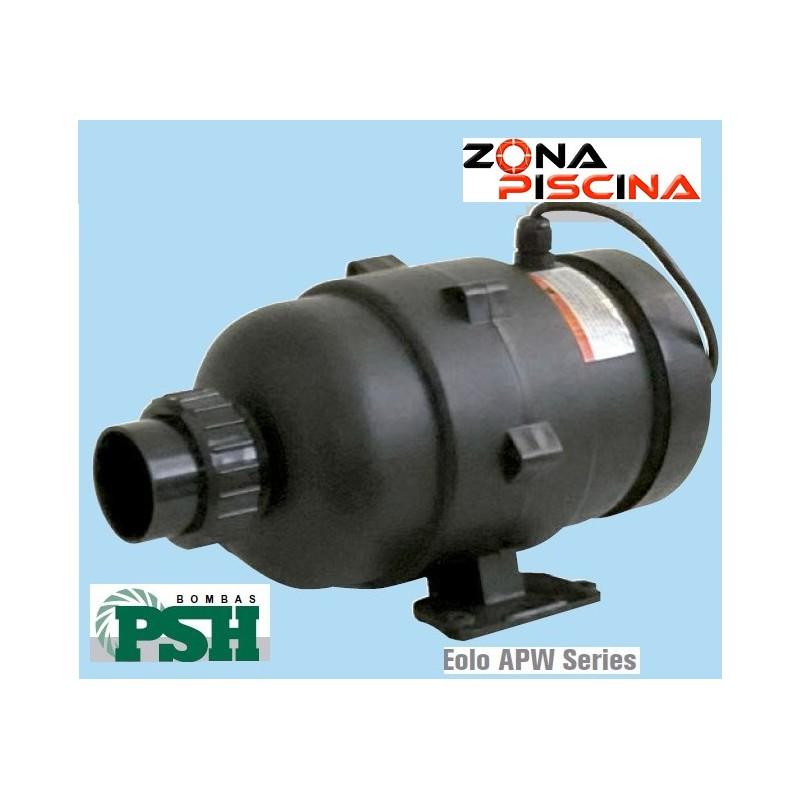 soplante soplador bomba de aire uso discontinuo spa