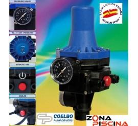 Presscontrol grupo de presión Coelbo, bomba, pozo