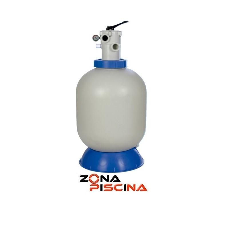 Filtro depuradora sevilla para piscinas kripsol for Depuradora para piscina hinchable