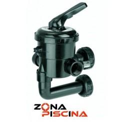 Valvula selectora Astralpool bayoneta para filtro piscina