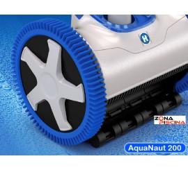 Limpiafondos automatico Hayward Aquanaut 250 piscinas
