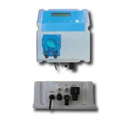 Panel dosificacion control clorador salino y ph compacto piscina