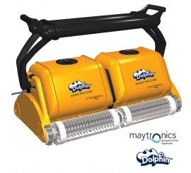 Limpiafondos Dolphin Maytronics 2 x 2 Pro-Gyro piscinas públicas