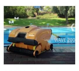 Limpiafondos Dolphin Wave 200 XL piscinas públicas