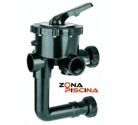 Valvula selectora ASTRALPOOL tornillos para filtro piscina