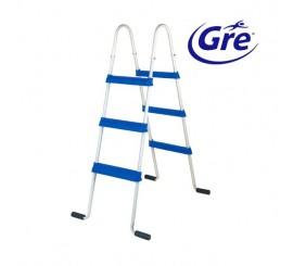 Escalera Gre para piscinas desmontables Ar109
