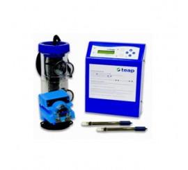 Clorador Salino para piscinas Saliclor con PH y REDOX