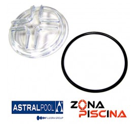 Repuesto de la tapa y junta para bomba Victoria Plus AstralPool 4405010702