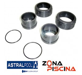 Repuesto kit de enlace para bomba Sena AstralPool 4405010404.