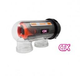 Clorador salino E-SERIES de CTX para piscinas
