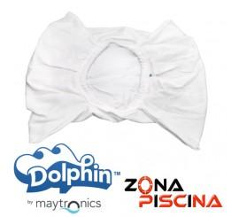 Repuesto Bolsa filtrante de 50 micras para limpia fondos Dolphin