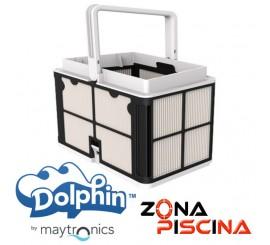 Kit paneles filtración ultra fino para limpia fondos Dolphin E10 - E20