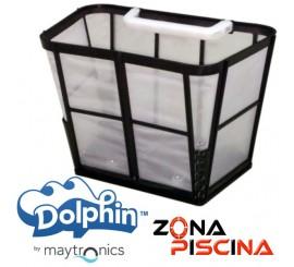Cesto filtrante limpia fondos Dolphin E10