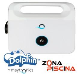 Fuente de alimentación limpia fondos automáticos Dolphin Maytronics.