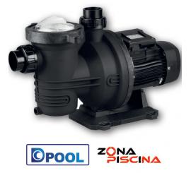 Bomba modelo SI para depuradoras de piscinas (1,50 hp)