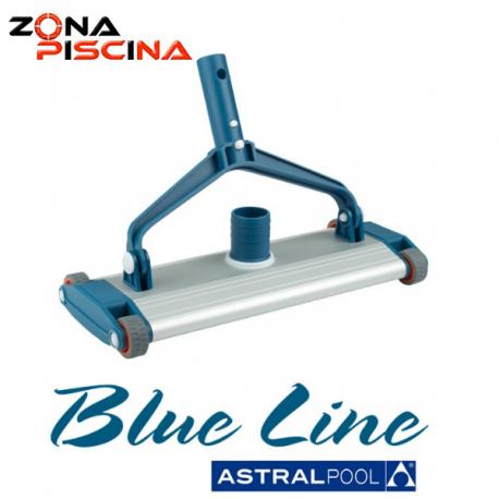 Carro limpiafondos aluminio 350 Blue Line AstralPool piscinas, fijaccion palomillas o clip