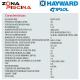 Bomba de calor para piscinas HCH Energy Pro Line Hayward Kripsol