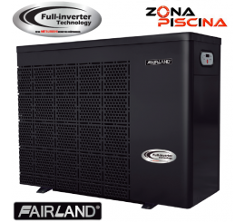 Inverter-plus HP es la 1ª bomba de calor Full-inverterTM