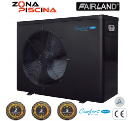 Bomba de calor Fairland Inverter hp - plus comfort line HP para piscinas