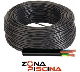 Cable eléctrico especial de alta flexibilidad y resistente.