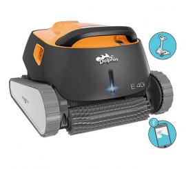 Limpiafondos automatico electrico de Maytronics Dolphin E40i piscinas