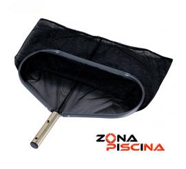 Recogehojas bolsa / fondo modelo profesional, para fijacion clip
