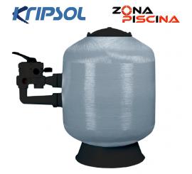 Filtro arena bobinado piscina, modelo Barcelona Kripsol