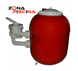 filtro laminado para depuradoras de piscinas modelo Crono