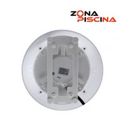 Proyector foco piscina led blanco de resina Epoxy, extra plano