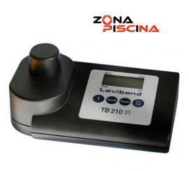 Turbidimetro / analizador de turbidez piscinas publicas