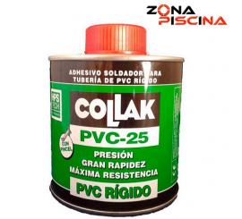 Pegamento / Adhesivo Collak para tubos y piezas PVC