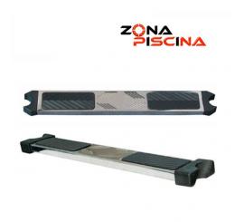 Peldaño estándar de acero inoxidable para escaleras de piscinas