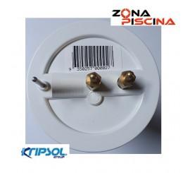 Célula electrodo para clorador salino de piscina KLS20 Kripsol