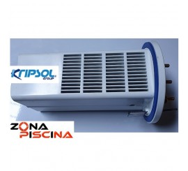 Célula electrodo para clorador salino de piscina KLS30 Kripsol