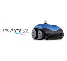 Limpiafondo hibrido piscinas Hybrid R S1 Dolphin maytronics