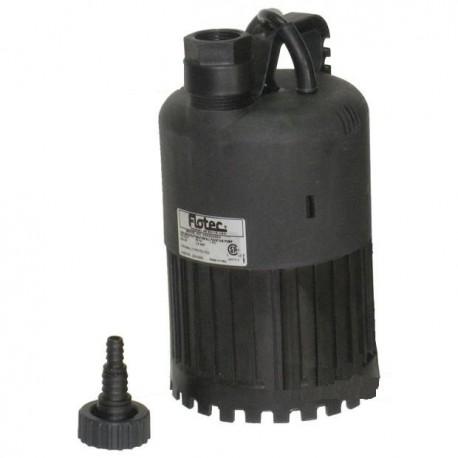 Bomba achique aguas limpias Kripsol Nocchi DP180/7 AUT.
