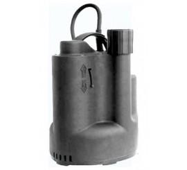 Bomba Nocchi pentair de achique, interruptor de nivel interior dpc200/10
