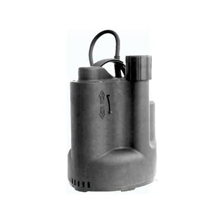 Bomba Nocchi pentair de achique, interruptor de nivel interior dpc 200/10
